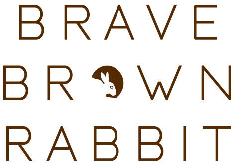Brave Brown Rabbit